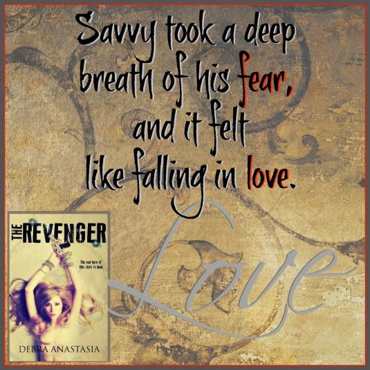 ouRevenger Teaser Love falling Cover  C